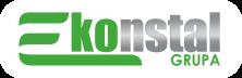 Logo firmy Ekonstal.