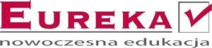 Szkoła Eureka nowoczesna edukacja logo.